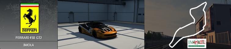 ROTW GT Championship Gara 8 Imola