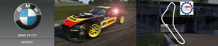 ROTW GT Championship Gara 1 Monza
