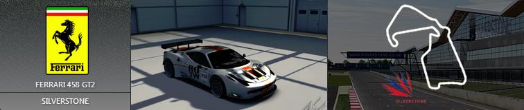 ROTW GT Championship Gara 5 Silverstone