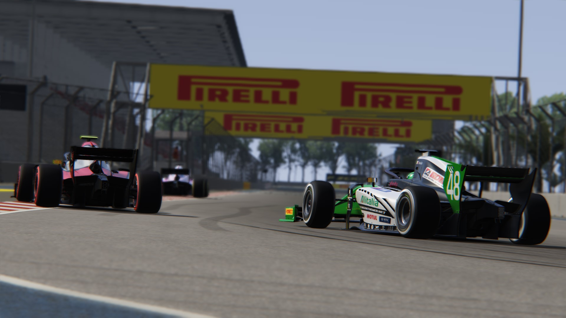 Formula 2 Rotw World Series