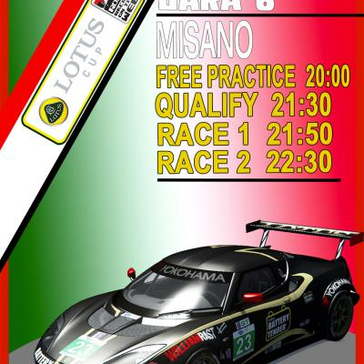 Misano Lotus Cup 2018