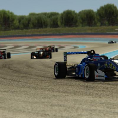 Screenshot Dallara F317 Paul Ricard 5 6 118 21 18 18