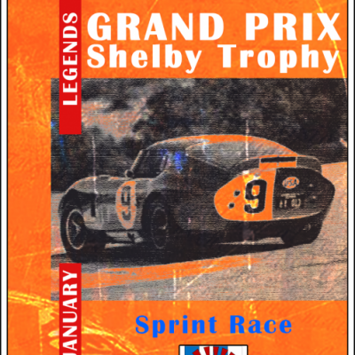 Gara 3 - Shelby Daytona@Riverside Long