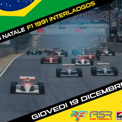 Interlagos GP - Trofeo di natale 2019